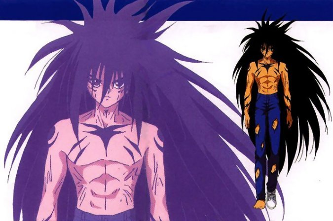 Ghostfighter for Yusuke demon